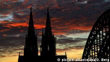 BdT - Abendrot in Köln