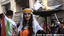 Newroz Nowroz Fest Kurden Syrien