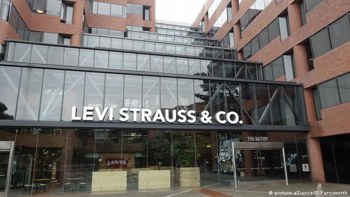Levi Strauss global headquarters in San Francisco