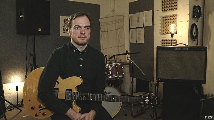 Musiker Alexander Dommisch
