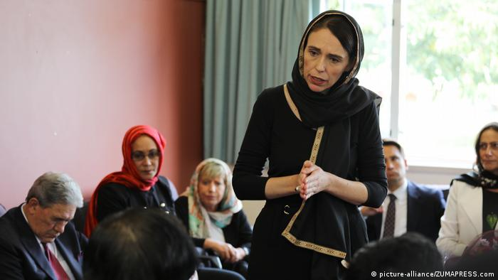 Jacinda Ardern (picture-alliance/ZUMAPRESS.com)