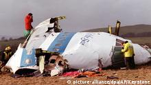 Lockerbie-Attentat (picture-alliance/dpa/AP/Keystone)