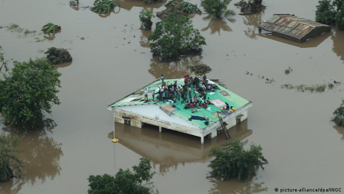 Mosambik Wirbelsturm Idai