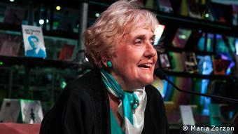 Ivonne Bordelois, argentinische Schriftstellerin (Maria Zorzon)