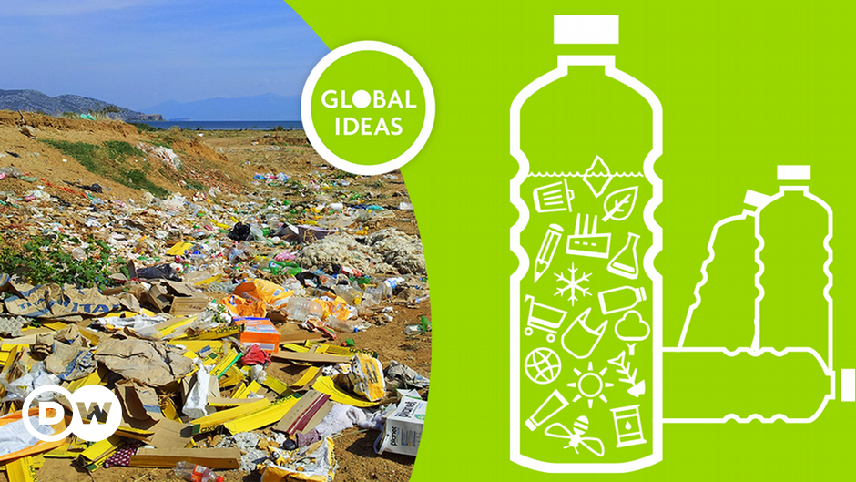 Plastic waste and its environmental impact