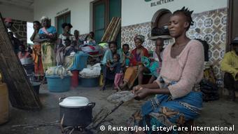 Mosambik Zyklon Idai   Zerstörung und Hilfe