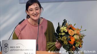 Leipziger Buchmesse 2019 - Eva Ruth Wemme