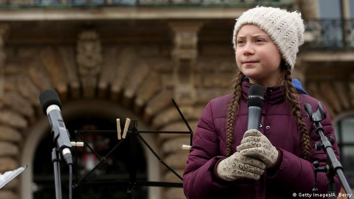 Deutschland Hamburg | Fridays for Future | Greta Thunberg