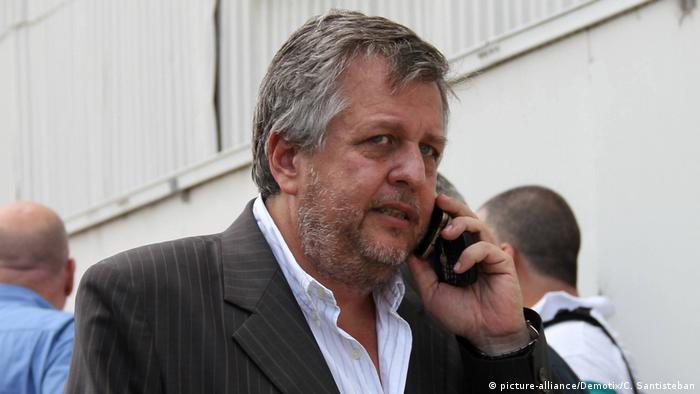 Argentinien Staatsanwalt Carlos Stornelli (picture-alliance/Demotix/C. Santisteban)