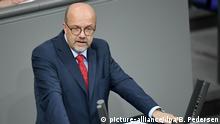 Deutschland Bundestag   Bundeswehreinsatz in Afghanistan
