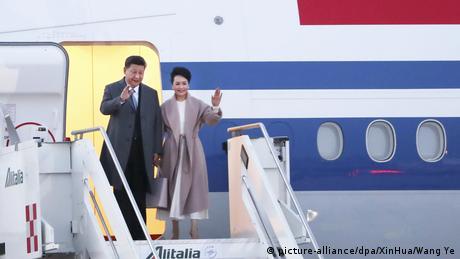 Κινεζική επίθεση γοητείας στο Παρίσι