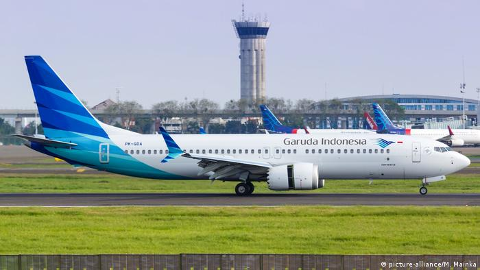 Indonesia S Garuda To Scrap Boeing 737 Max Order Business Economy And Finance News From A German Perspective Dw 22 03 2019