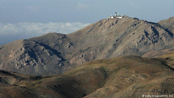 Israel - Syrien Golan-Höhen