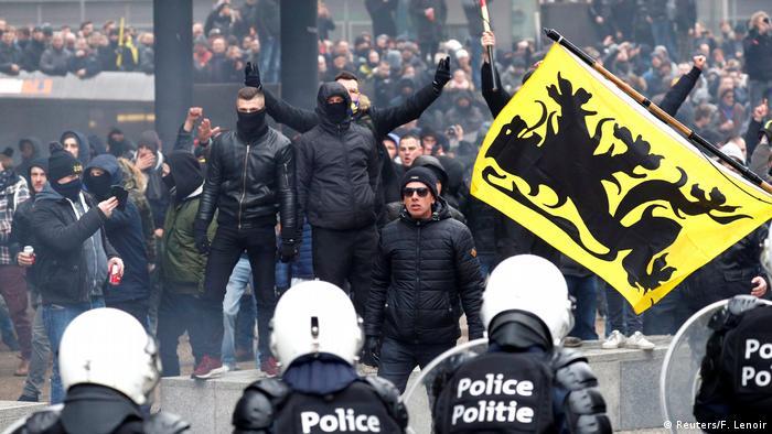 BG Die vielen Gesichter Europas (Reuters/F. Lenoir)