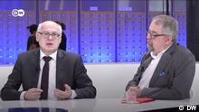 Screenshot Programm Studio Europa - Zdzisław Krasnodębski und Jens Geier