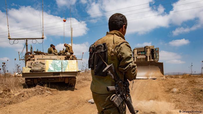 Israel Syrien Golanhöhen