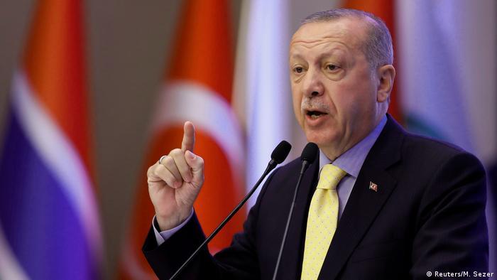 Erdoğan Trump'ı, Golan Tepeleri'ni İsrail'e peşkeş çekmeye kalkışmakla suçladı