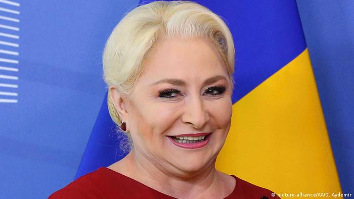 Viorica Dancila (picture-alliance/AA/D. Aydemir)