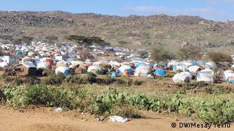 Äthiopien Flüchtlinge kehren in Dörfer zurück