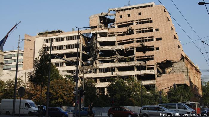 Nato-Bomben auf Serbien - Vor 20 Jahren zog Deutschland in den Krieg