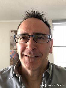 José del Valle, docente e investigador del posgrado de Sociolongüística Hispánica en la Universidad Pública de Nueva York, CUNY.