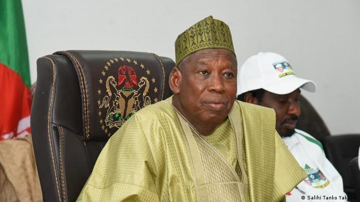 Nigeria Wahlkampf von APC-Partei in Kano