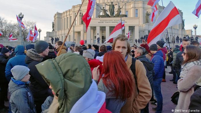 25 березня 2018 року, святкування в Мінську 100-річчя від дня проголошення БНР