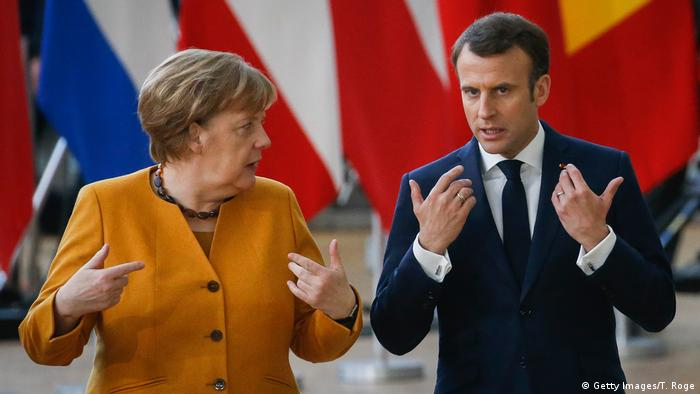 Belgien, EU-Gipfel in Brüssel
