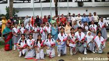 Bangladesh Schulwahl in Dhaka