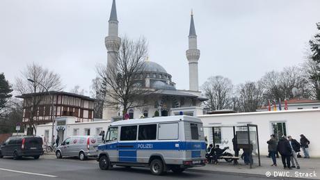 Deutschland Sehitlik-Moschee in Berlin-Neukölln (DW/C. Strack)