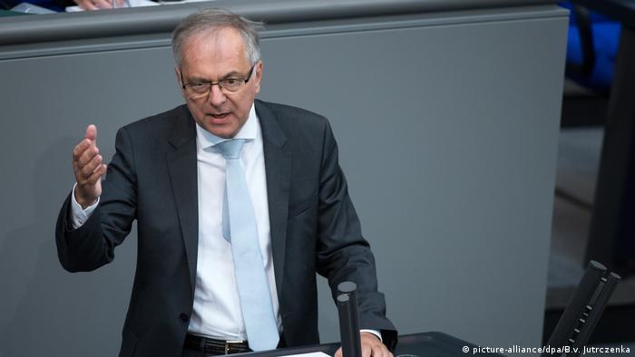 Deutschland Bundestag Heribert Hirte, CDU