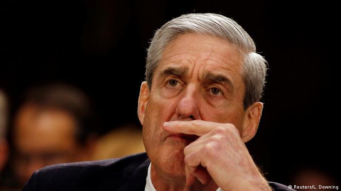 Sonderermittler Robert Mueller (Foto: Reuters/L. Downing)