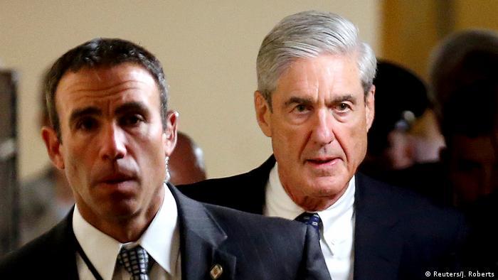Portrait: Robert Mueller (Reuters/J. Roberts)