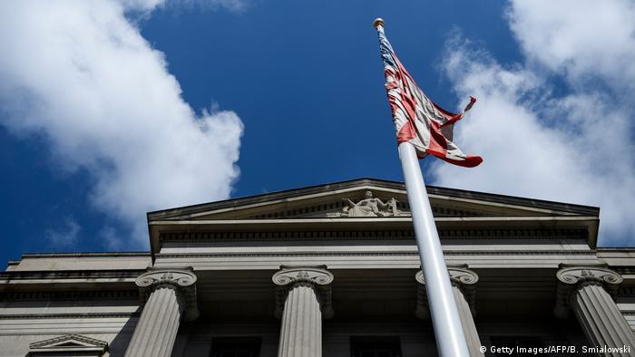 USA: Justiz Ministerium