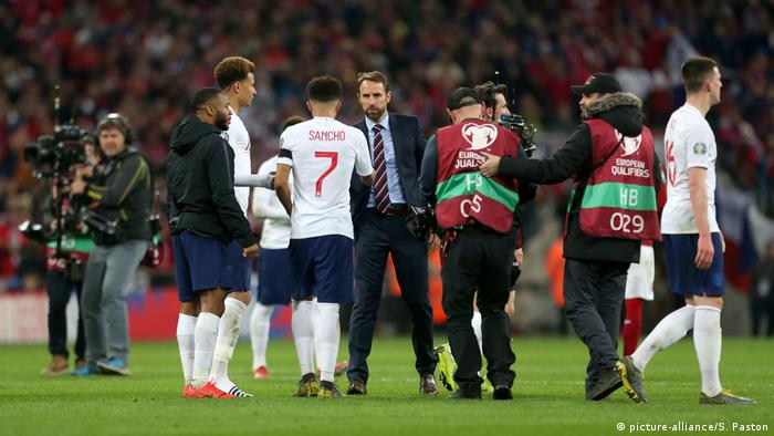 UEFA Euro 2020-Qualifikation - Gruppe A - England - Tschechische Republik (picture-alliance/S. Paston)