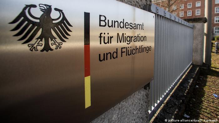 Федеральное ведомство по миграции и делам беженцев