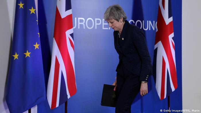 Theresa May agreed an extension to the Brexit schedule with the European Council
