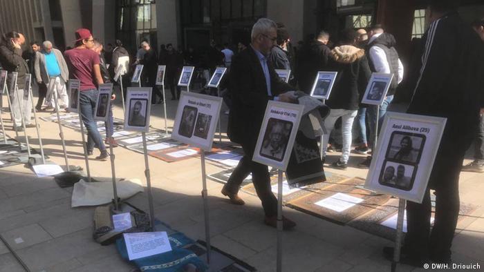 Deutschland Köln DITIB-Zentralmoschee | Solidaritätsveranstaltung mit Muslimen (DW/H. Driouich)