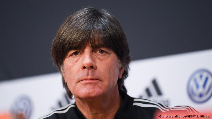 Головний тренер національної збірної Німеччини з футболу Йоахім Лев (Joachim Löw) потрапив до лікарні, повідомив Німецький футбольний союз (DFB)