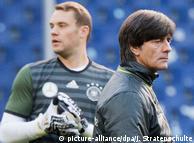 Joachim Löw vertraut Manuel Neuer