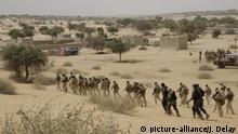 Niger, US-amerikanischer Extremismus wächst