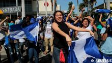 Nicaragua Opposition Protest