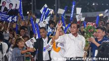 Thailand Wahlkampf Prayuth Chan-ocha (picture alliance / Pacific Press)