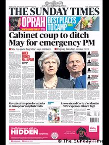 THe Sunday Times 24.03.2019 Titel (The Sunday Times)
