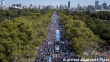 Buenos Aires Demonstration Abtreibungsgegner (picture alliance/AP Photo)