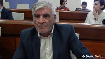 Bosnien-Herzegowina Mostar Ibrahim Rahmic
