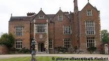 Chequers, the country house retreat for British prime ministers