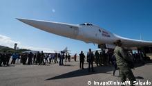 Venezuela Airport Maiquetia russische Präsenz