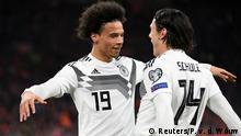 EM 2020 Qualifikation - Gruppe C - Niederlande vs Deutschland