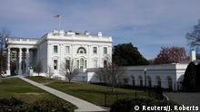 USA Weißes Haus Washington